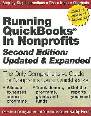 Running Quickbooks in Nonprofits By Ivens, Kathy